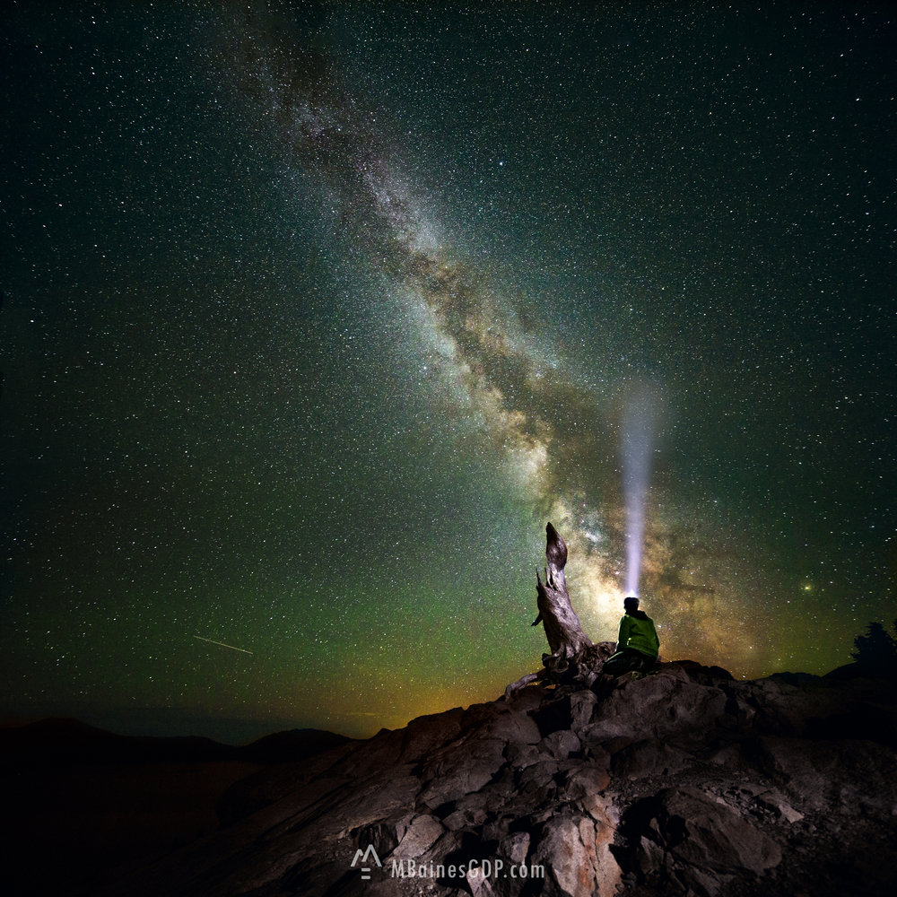 Night Sky Photography class