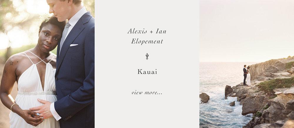 kauai-elopement