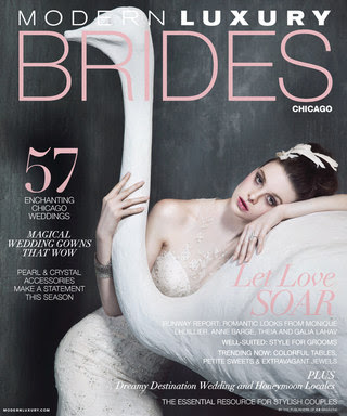 Modern Luxury Bride June 2015