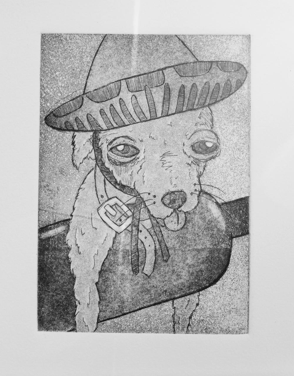 Chihuahua Borracha