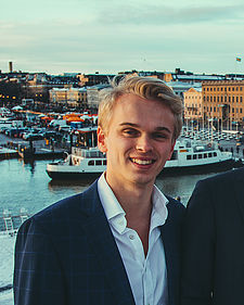 Jonas Tommila   Qasvu Oy  Student    Linkedin profile.