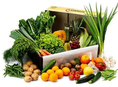 """Grocery Box"" - $30 for Fruit & Veg Essentials"