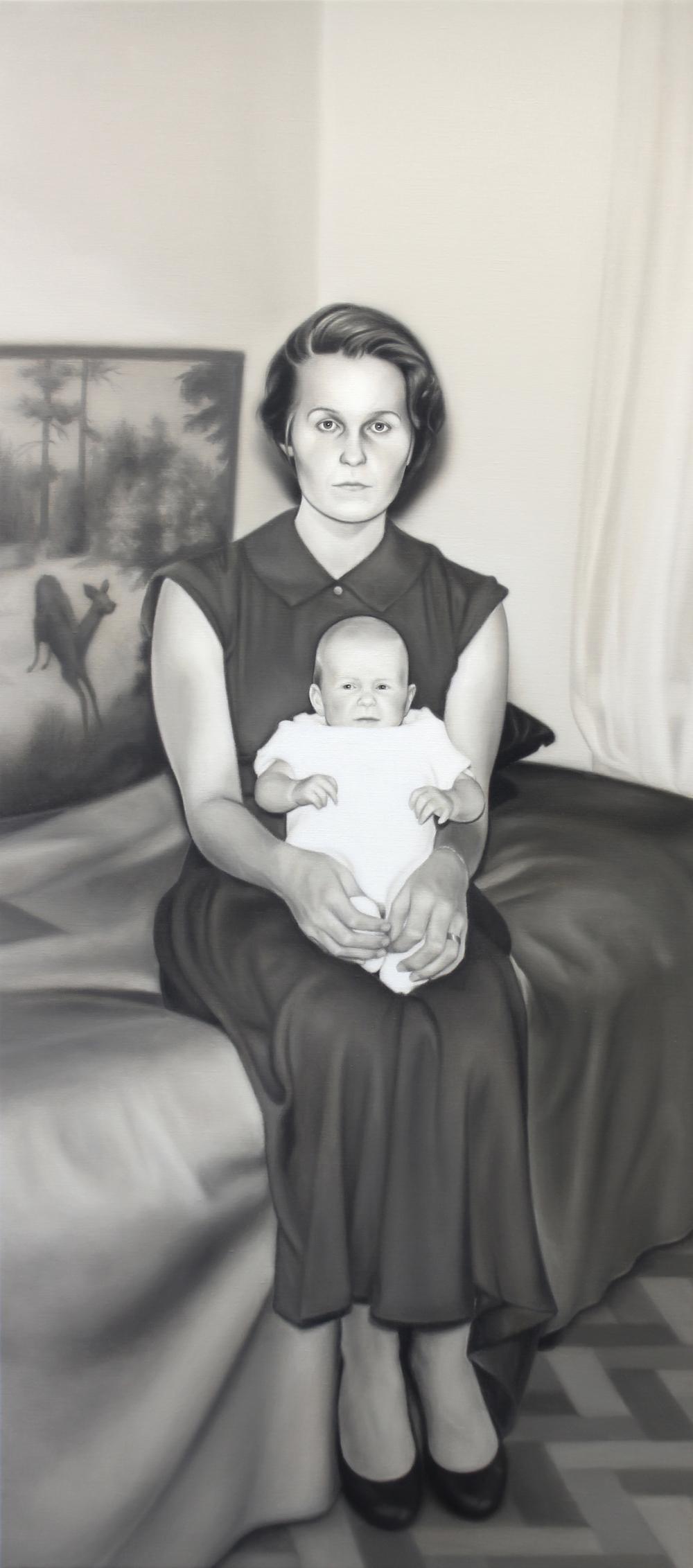 Modern och barnet
