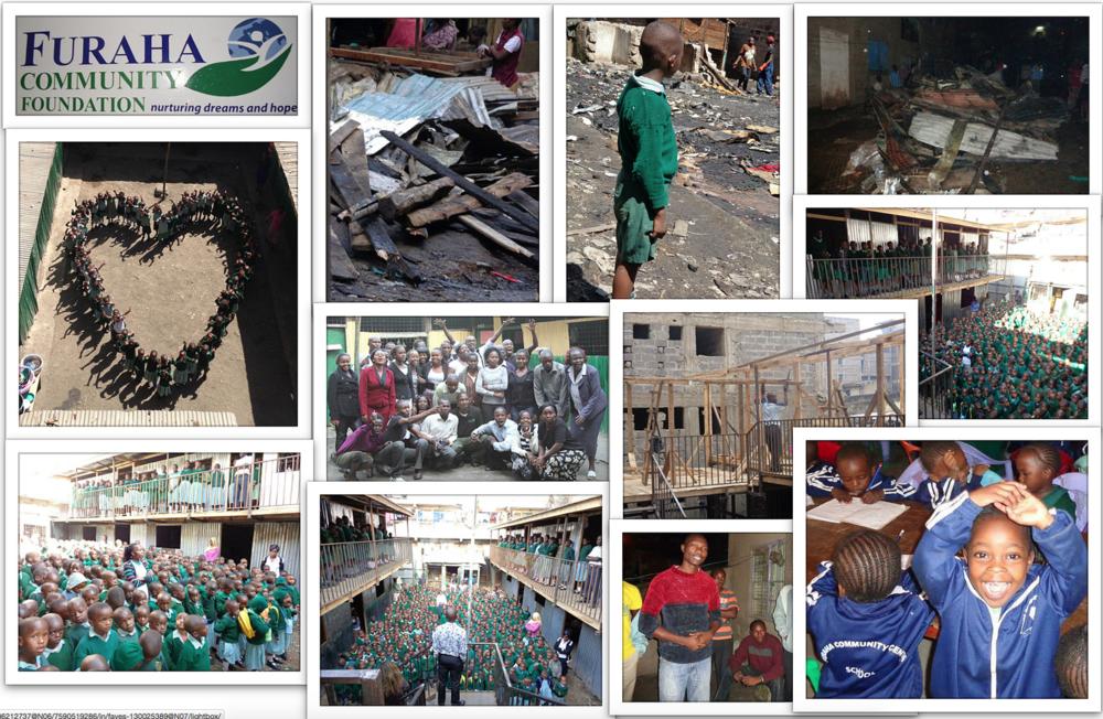 FCF - Furaha Community Foundation   Huruma Slums (Nairobi), Kenya