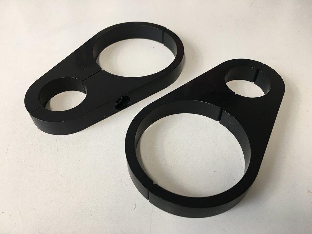 fuel filter brackets