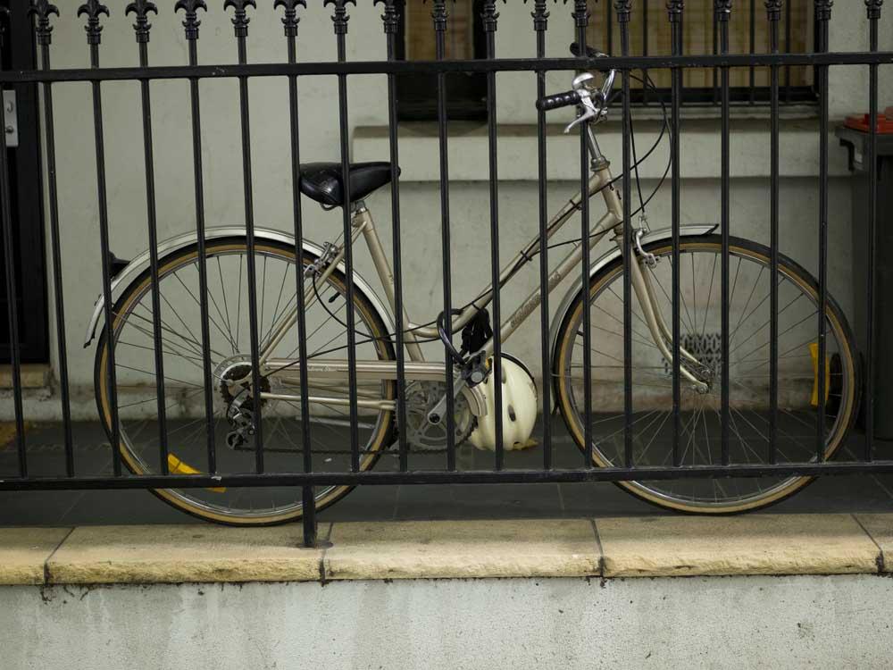 bikes of Darlinghurst