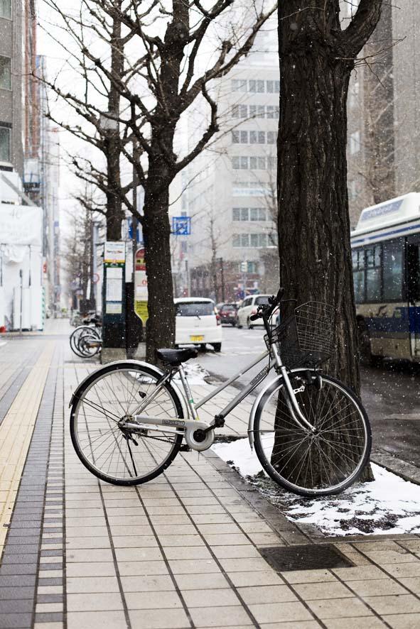 Bikes of Sapporo # 2