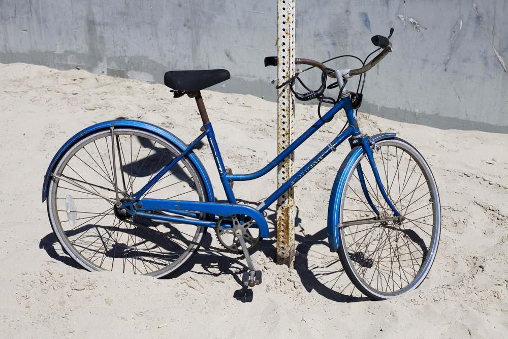 bikes of Santa Monica