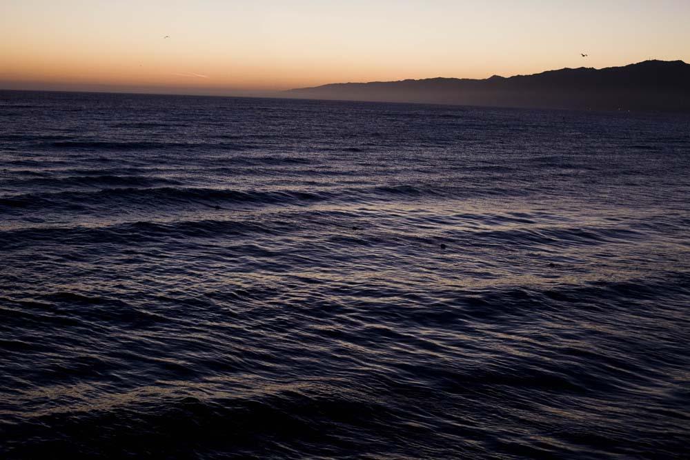 ocean….
