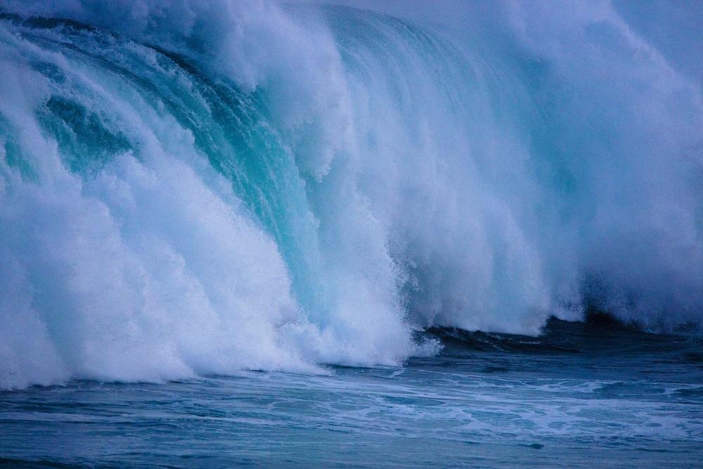 Vooey waterfall
