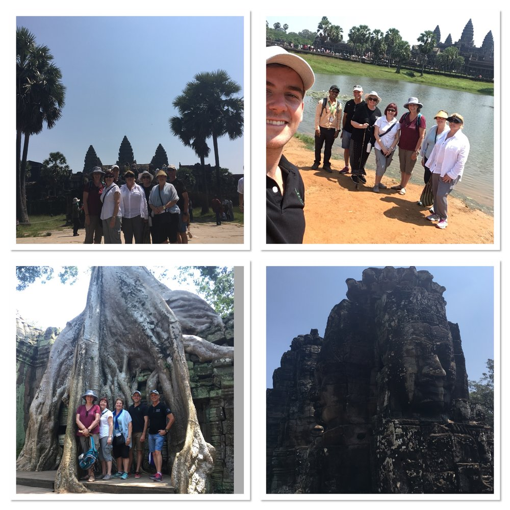 Angkor Wat and a great tour
