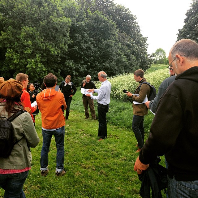 Woodland Histories with professor Charles Watkins #VFTE #woodland #history #talk #nottingham