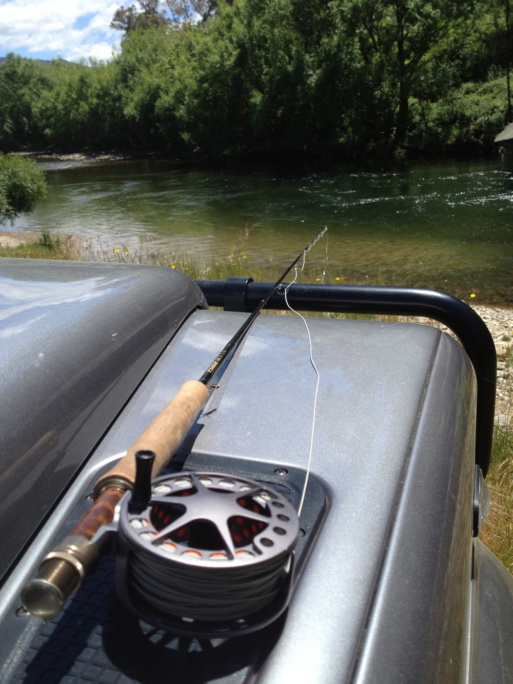 With pick up and drop offs at premium trout fly water destinations.