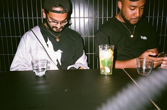 @aywy_ & @nicolasadomako plotting