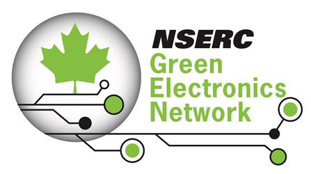 Member of NSERC Green Electronics Network