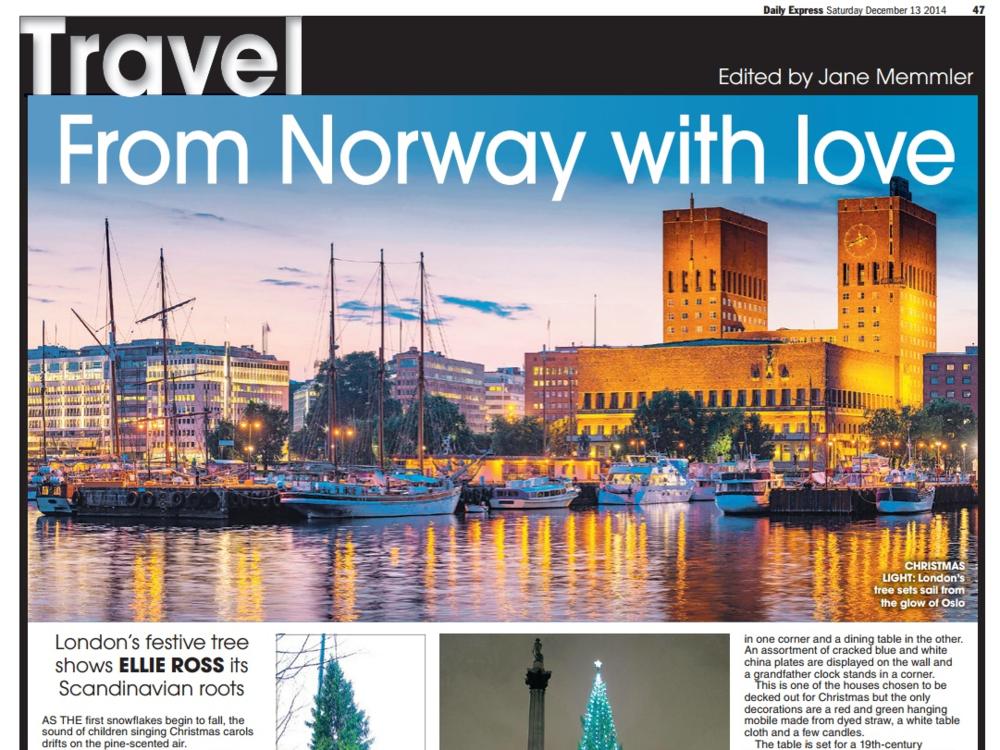 Express, 13 December 2014