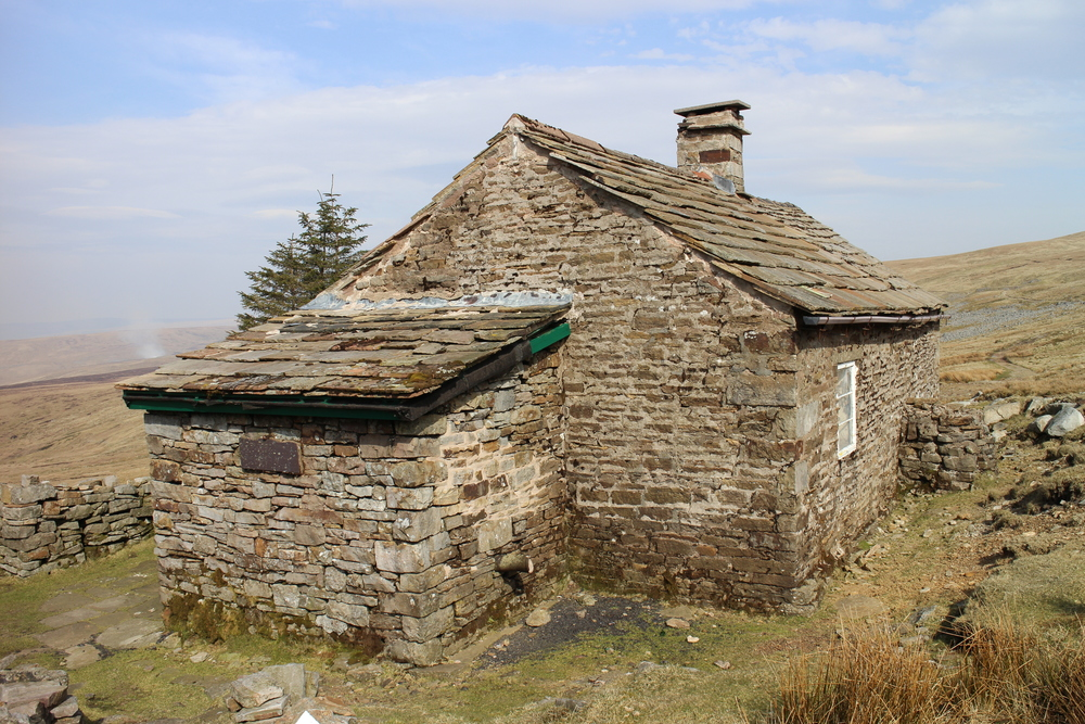 Greg's hut, a respite for walkers