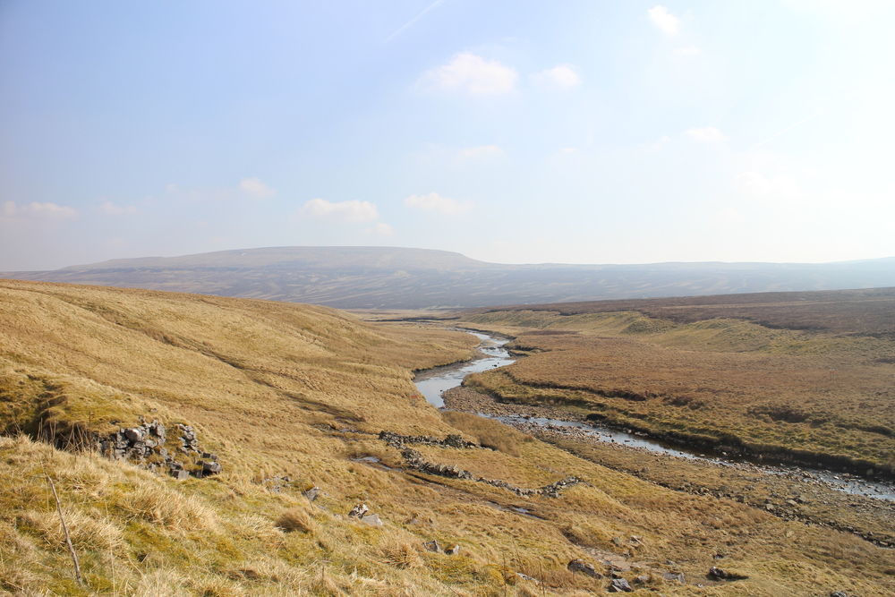 'England's last wilderness'
