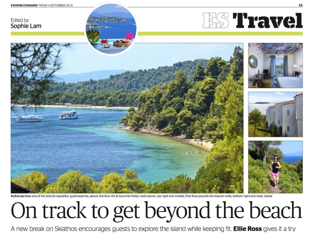 Evening Standard, 4 September 2015
