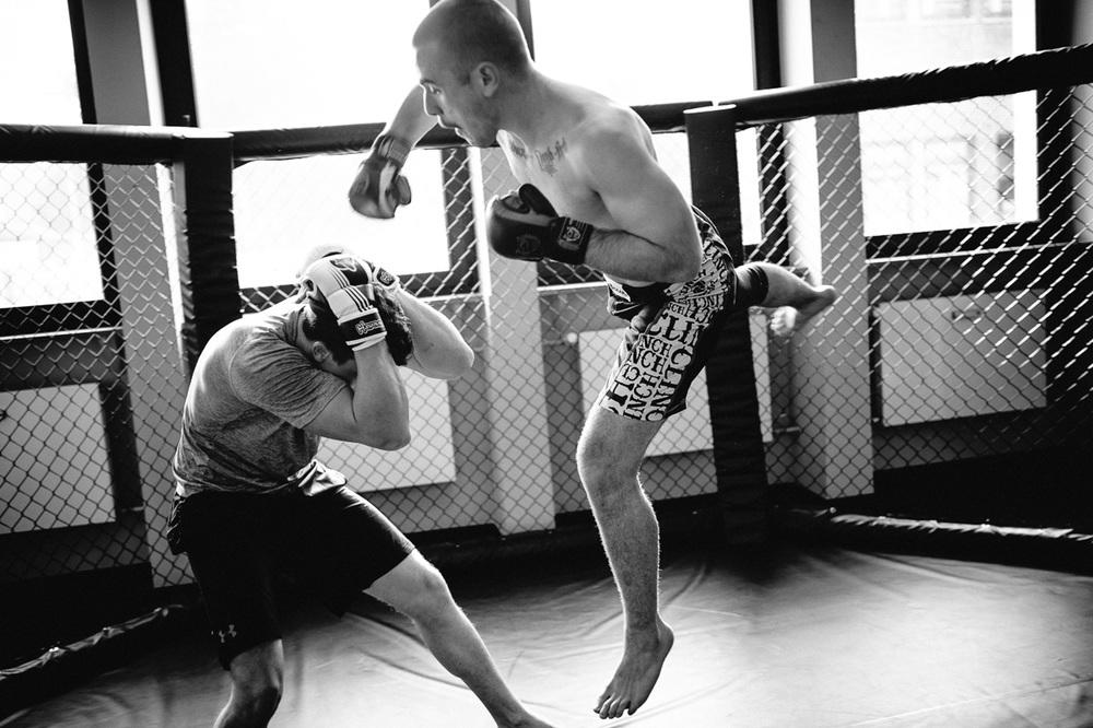 Bildreportage MMA
