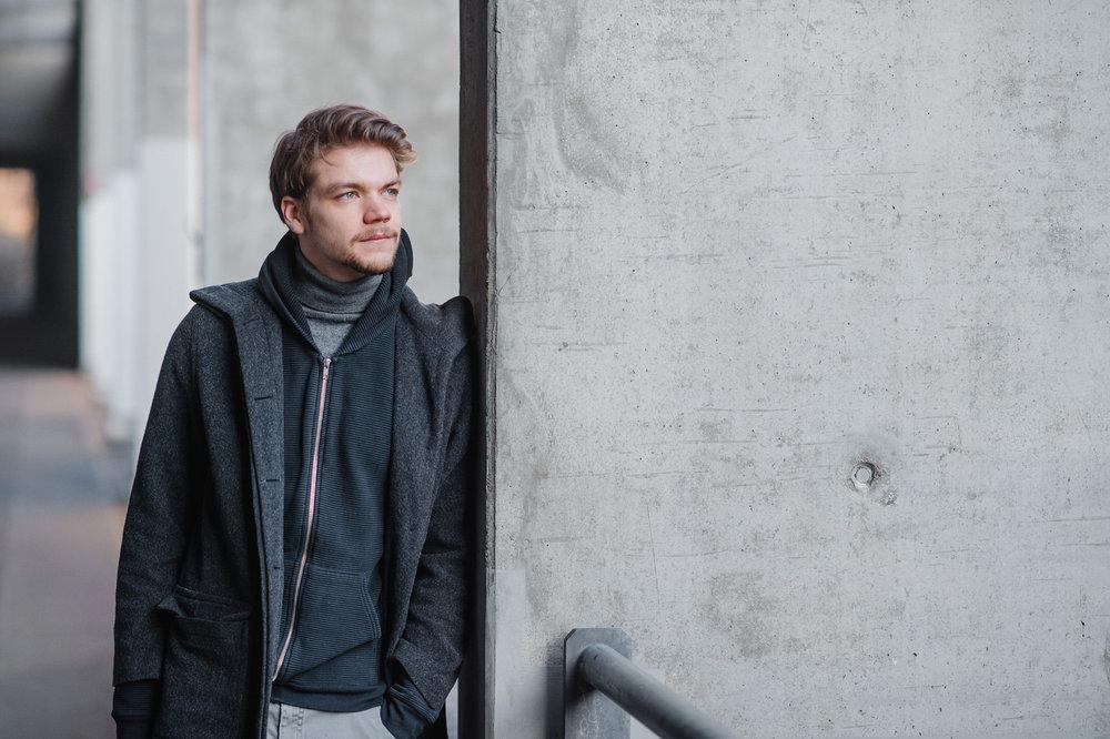 Schauspieler Portrait Berlin Film und Fernsehen