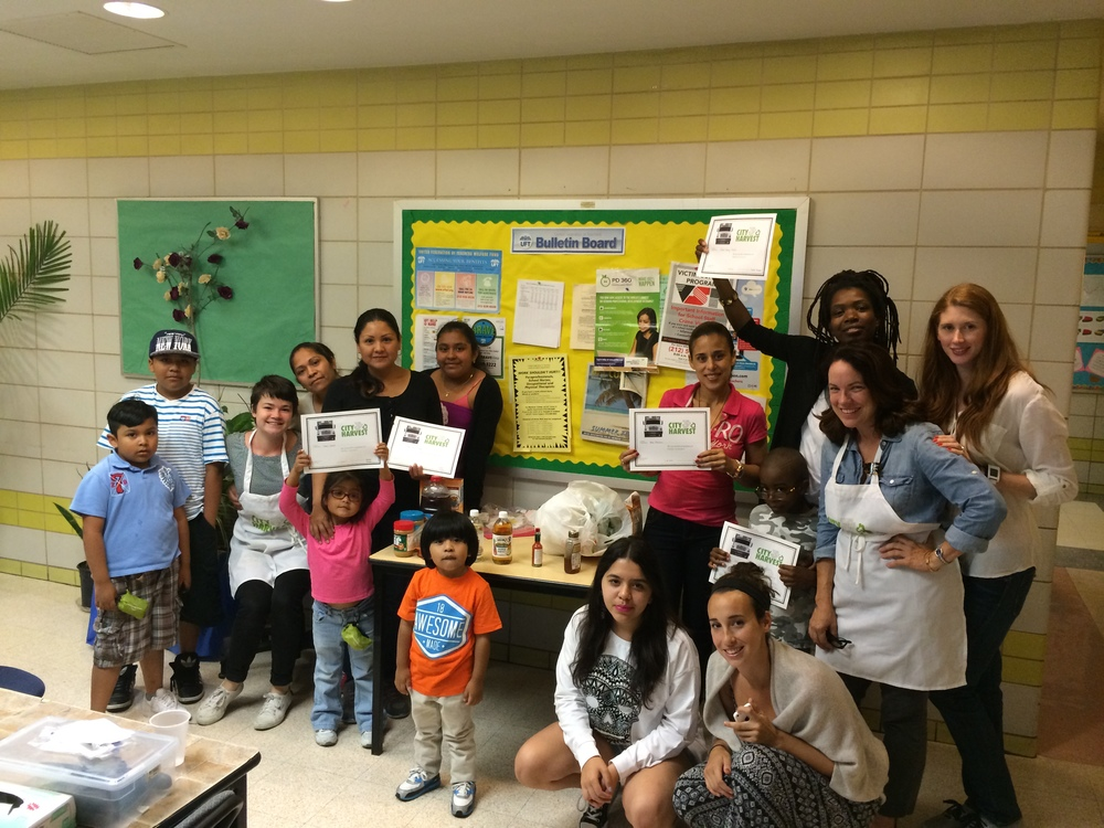 Graduation of the family class