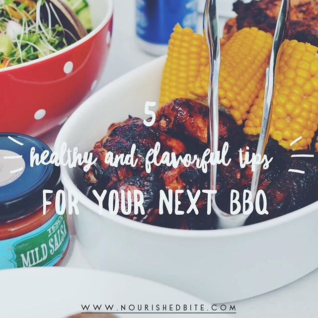 Happy Memorial Day weekend!  Barbecue season is in full swing!  Grilling can be a tasty and lean way to cook but did you know that cooking meat at a high heat produces cancer causing carcinogens? Dial down the heat and marinade to lower your risks. For more ideas for a healthy BBQ check out the link in my profile.