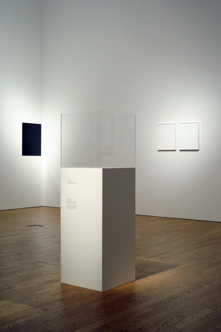 Installation view at mima, Middlesbrough. Photo: Thierry Bal
