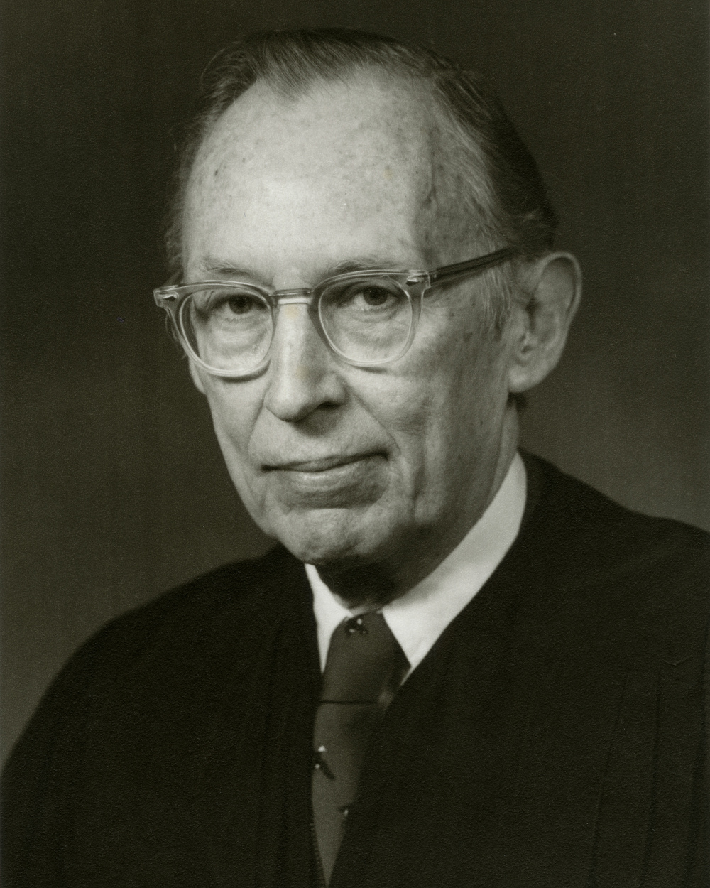 Justice Lewis Powell only took part in the abortion cases after it was agreed to re-argue the cases in June 1972.
