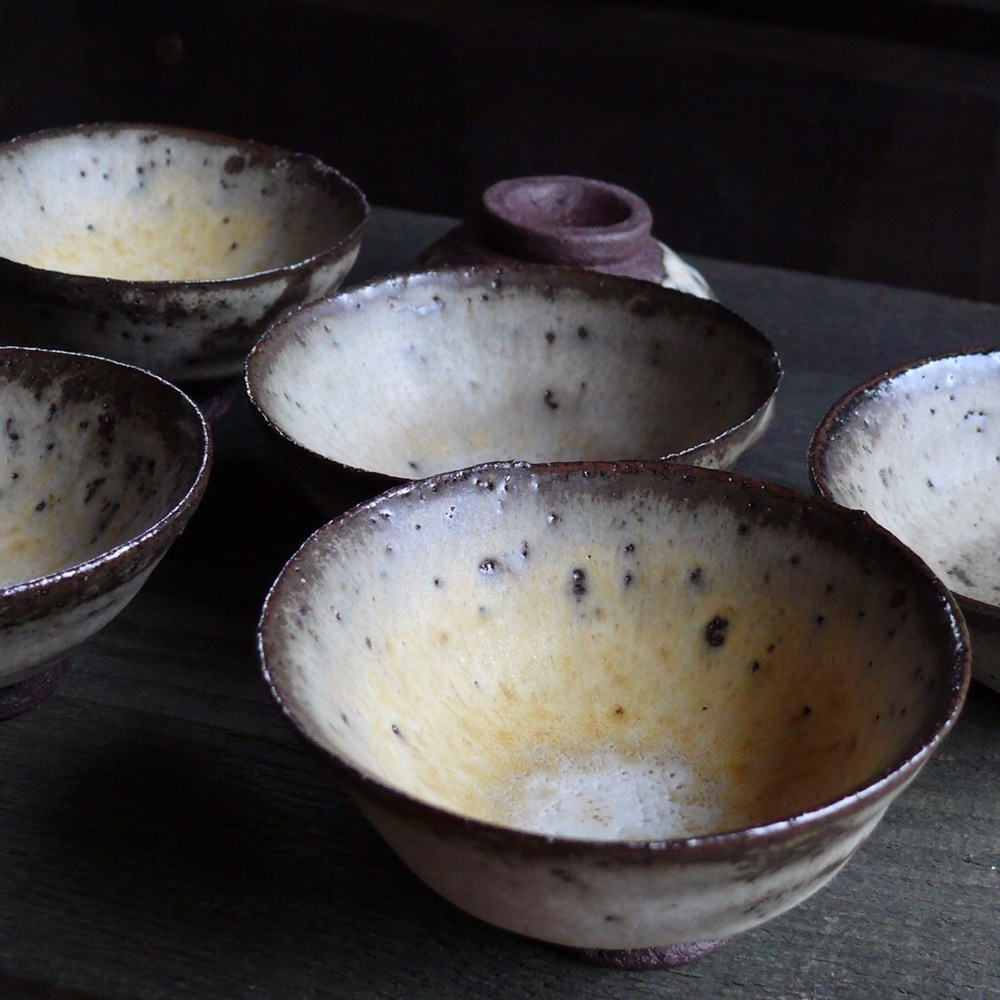 David Holden, Sake Cups
