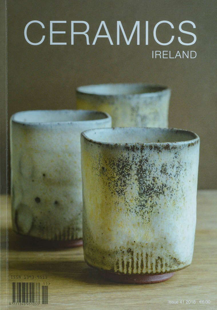 Ceramics Ireland cover photo.davidholden.ie
