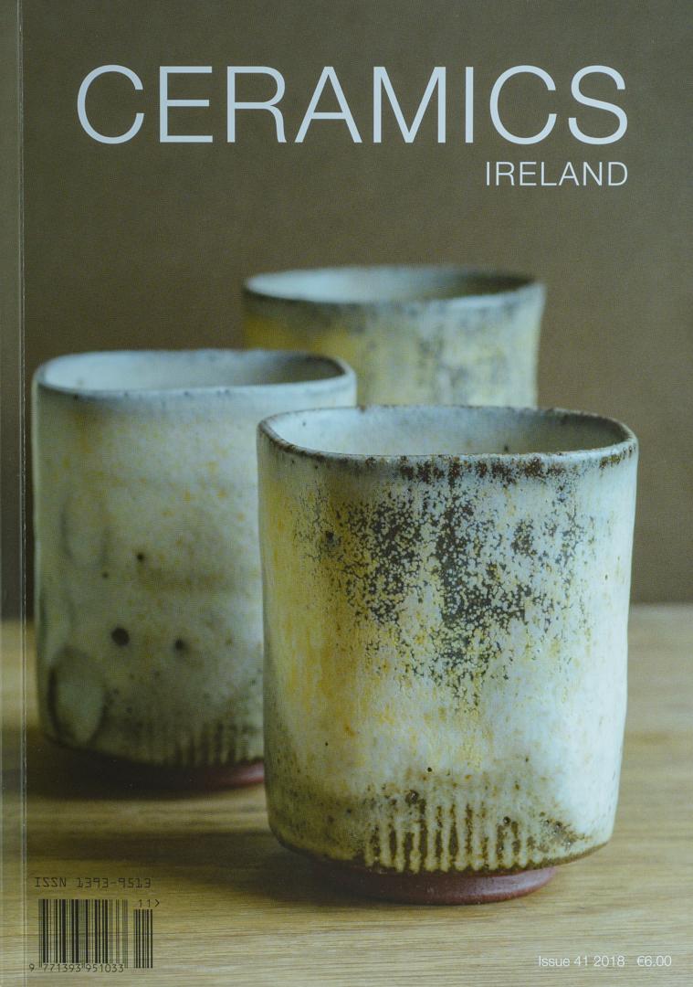 Ceramics Ireland cover photo.davidholden.ie