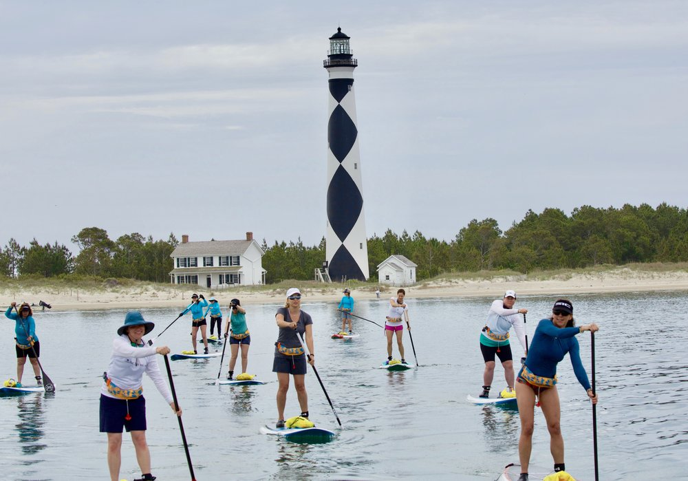 Cape Lookout Adventure Paddle