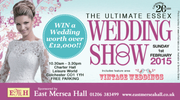The ultimate Essex wedding show