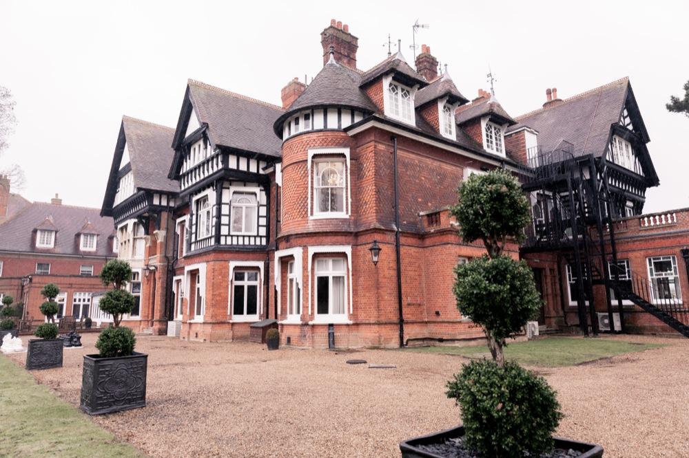 Woodlands park hotel, Cobham