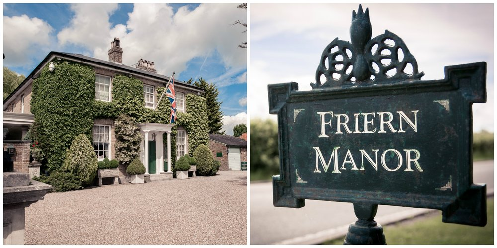 Friern Manor Country Hotel in Lower Dunton Road, Essex