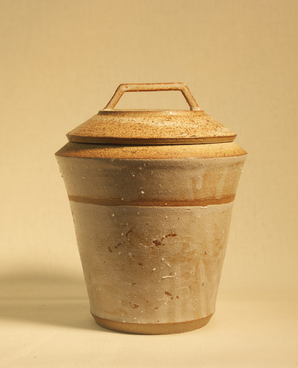 Stripe Jar