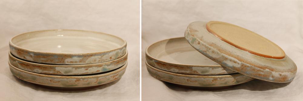 Plates in Eggshell