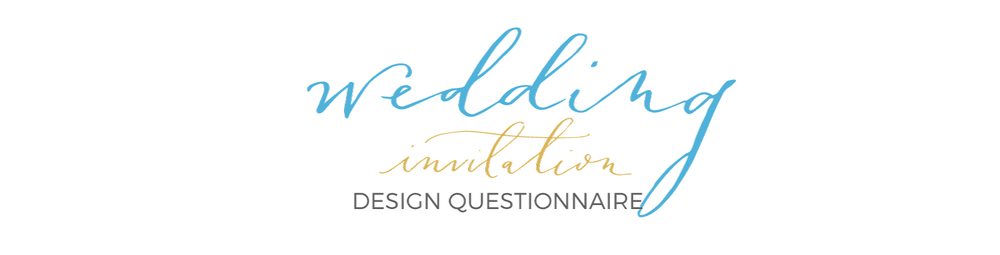 Squarespace design ui design branding shopify design questionnaire the invitations are your guests first impression of your wedding given the opportunity to design your invitation my goal is for the design to perfectly stopboris Images