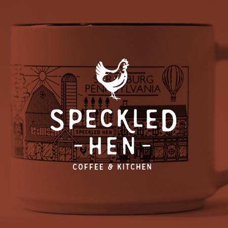 Speckled Hen Mug - Wandel Design
