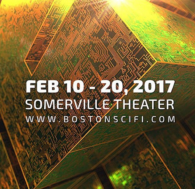 Honored to have screened with other Locally Whipped Shorts. Great turn out, thanks! #TYRFING #bostonscifi