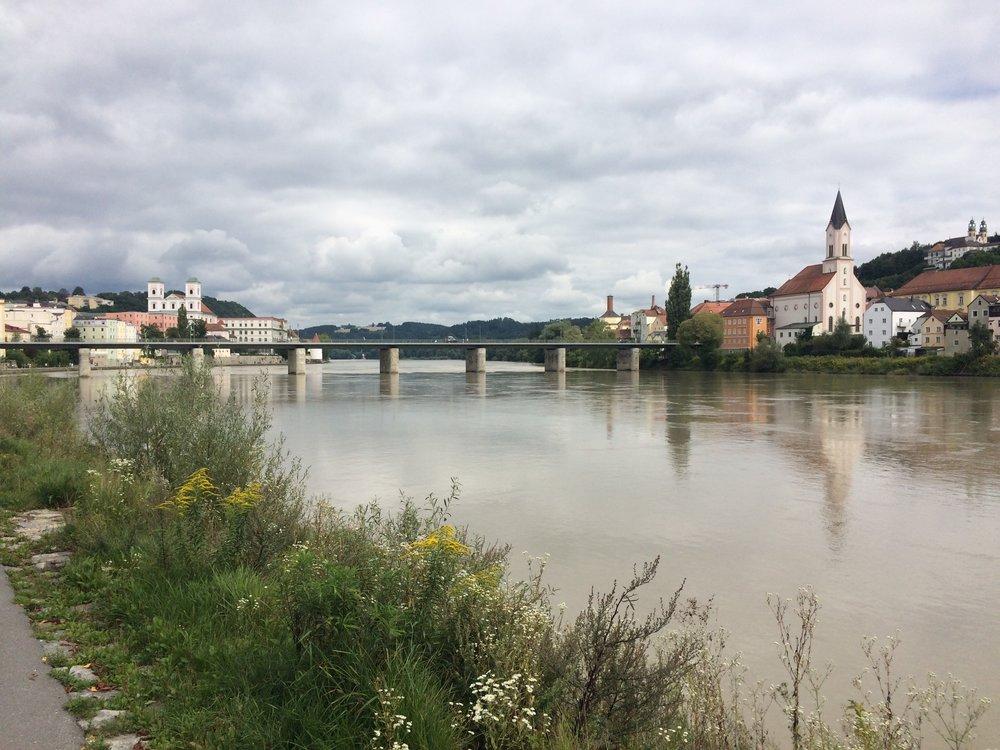 Passau. Photo courtesy of Jane Hoffman.