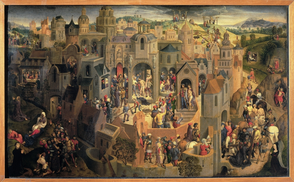 Hans Memling (circa 1433–1494) [Public domain], via Wikimedia Commons