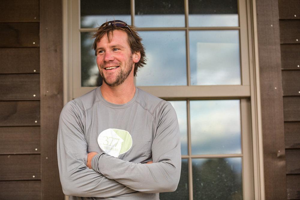 Jason Cross, Owner