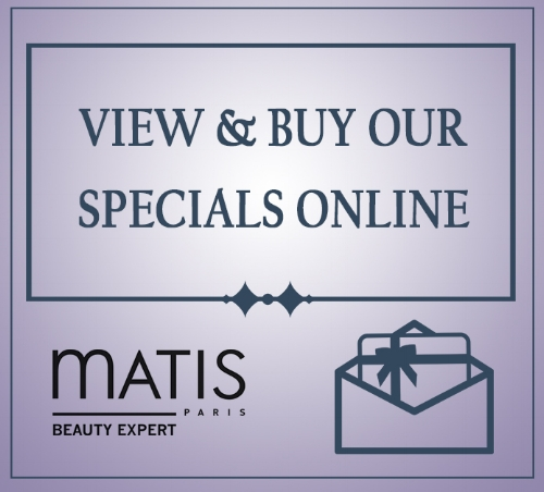 click on this image to view our specials, our gift vouchers and to purchase them online