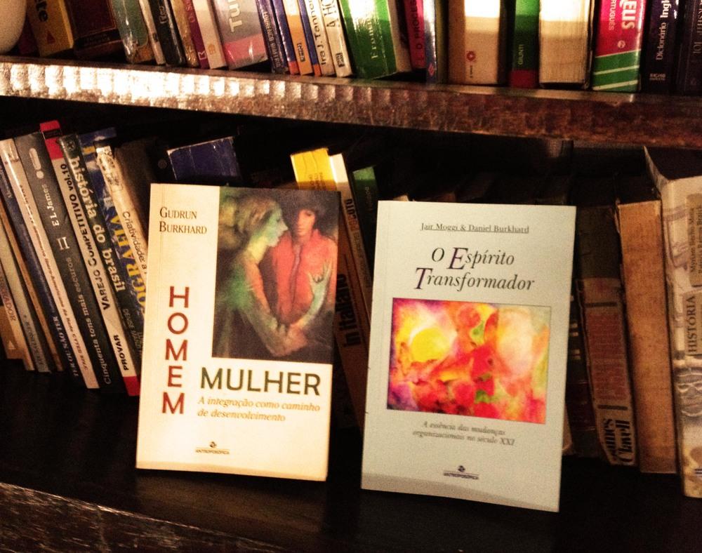 Livros Antroposifia