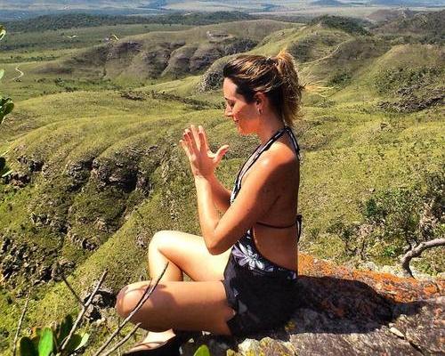 Ana Gilli - Professora de Yoga