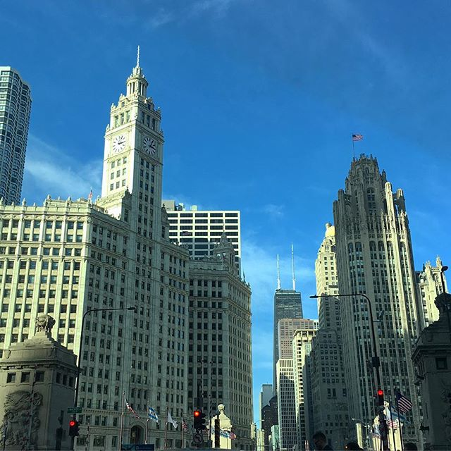 Another beautiful day out there Chicago! ☀️ #chigram #chicago