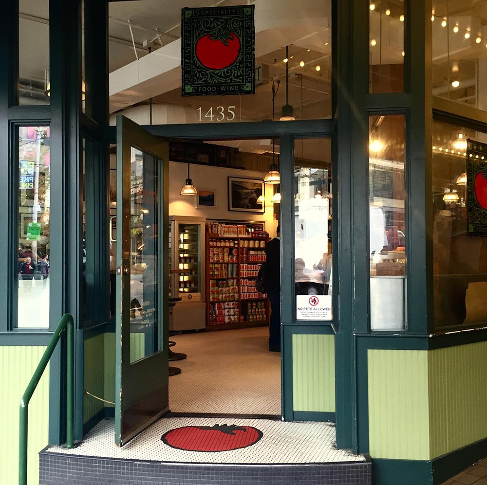 Orasella retailers DeLaurenti Pike Place Market