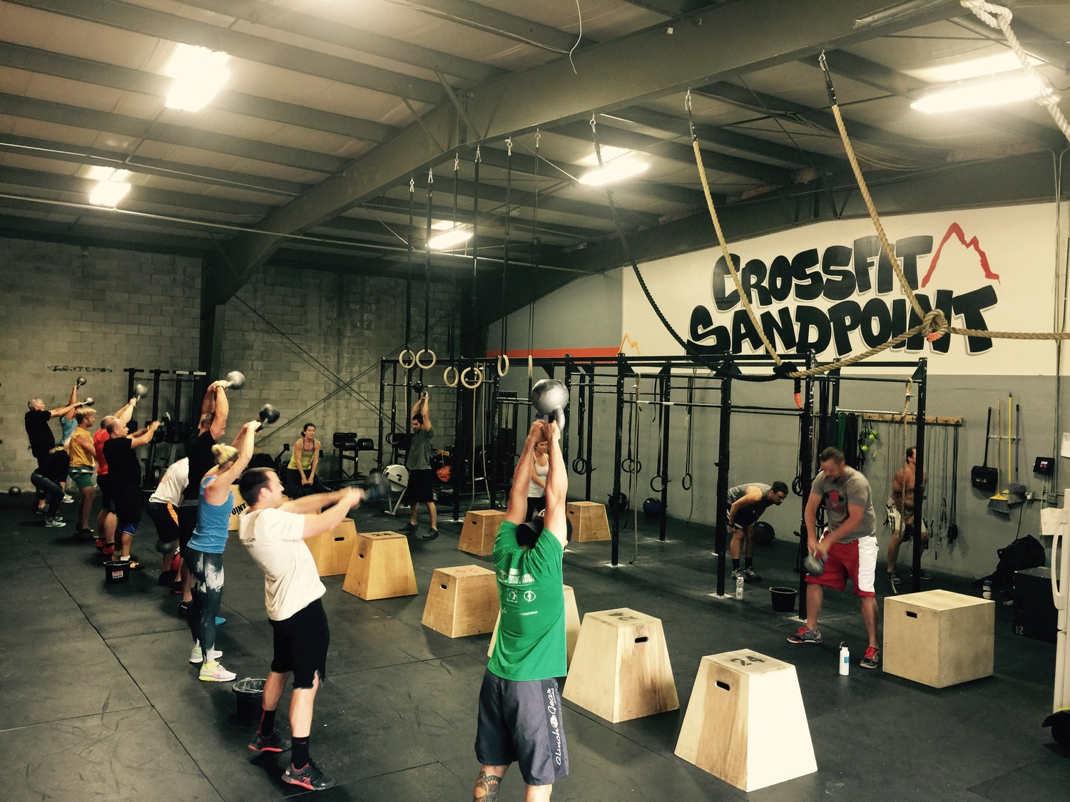 why i love the burpee kb swing wall ball wod and you should too